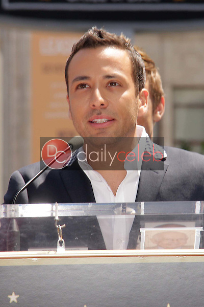 """Howie Dorough<br /> at the """"Backstreet Boys"""" Star on the Walk of Fame, Hollywood, CA 04-22-13<br /> David Edwards/Dailyceleb.com 818-249-4998"""