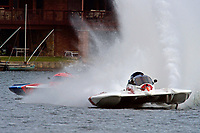"Marc Theoret/Ghislain Marcoux, GP-444 ""GP Valleyfield"", Mike Monahan, GP-35 ""TM Special"" (Grand Prix Hydroplane(s)"
