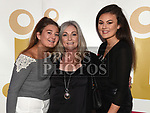 jade Burke, Clodagh Thom and Millie Burke at A Night At The Oskars in City North hotel. Photo:Colin Bell/pressphotos.ie