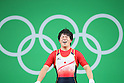 Yosuke Nakayama (JPN), <br /> AUGUST 8, 2016 - Weightlifting : <br /> Men's 62kg <br /> at Riocentro - Pavilion 2 <br /> during the Rio 2016 Olympic Games in Rio de Janeiro, Brazil. <br /> (Photo by Koji Aoki/AFLO SPORT)