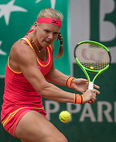 Paris, France, 29 May, 2017, Tennis, French Open, Roland Garros, Kiki Bertens (NED)<br /> Photo: Henk Koster/tennisimages.com