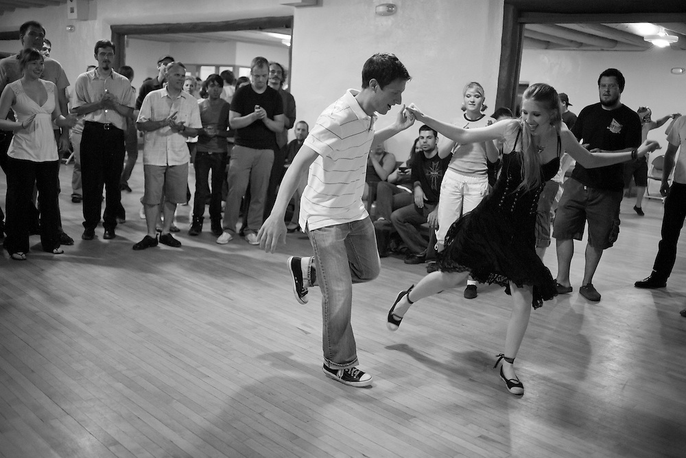 Swing dancing | Albuquerque Freelance photographer Steven St