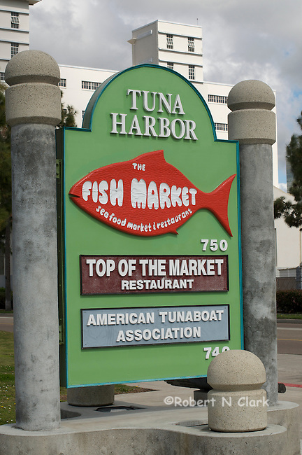 Sign at entrance to G Street Mole, San Diego Harbor