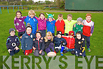 Tralee Rugby Club Under 6's at the Tralee Rugby Club Blitz at O'Dowd Park on Saturday