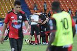 MEDELLÍN -  COLOMBIA _ 09-11-2013 / En juego correspondiente a la jornada 18 del Torneo Clausura Colombiano 2013, Atlético Nacional cayó 1 – 2 ante Cúcuta Deportivo en el estadio Atanasio Girardot de Medellín.