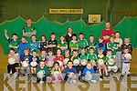 TRAINING: Back in training were Na Gaeil GAA Club,under 6s.7s,and 8s. in Tralee Complex on Sunday.