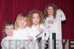 Denise Brosnan, Aoife Connolly, Aoibhe Reidy and Nadine Forest who preformed in The Brosna Varity Show last Friday night.