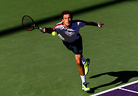 PABLO CARRENO BUSTA (ESP)<br /> <br /> MIAMI OPEN, CRANDON PARK, KEY BISCAYNE, FLORIDA, USA<br /> ATP 1000, WTA PREMIER MANDATORY<br /> MEN &amp; WOMEN<br /> <br /> &copy; TENNIS PHOTO NETWORK
