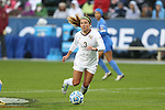 08 December 2013: Florida State's Nickolette Driesse. The Florida State University Seminoles played the University of California Los Angeles Bruins at WakeMed Stadium in Cary, North Carolina in a 2013 NCAA Division I Women's College Cup championship game. UCLA won the game 1-0 in overtime.
