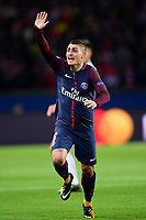 VERRATTI Marco (PSG) <br /> Parigi 31-10-2017 <br /> Paris Saint Germain - Anderlecht Champions League 2017/2018<br /> Foto Panoramic / Insidefoto