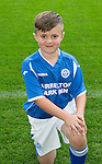 St Johnstone FC Academy Under 11's<br /> Liam Gartshore<br /> Picture by Graeme Hart.<br /> Copyright Perthshire Picture Agency<br /> Tel: 01738 623350  Mobile: 07990 594431