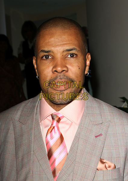 ERIQ LA SALLE.2nd Annual Essence Black Women In Hollywood Luncheon held at The Beverly Hills Hotel, Los Angeles, California, USA..February 19th, 2009.headshot portrait stubble facial hair .CAP/ADM/KB.©Kevan Brooks/AdMedia/Capital Pictures.