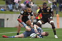 5th July 2020; Hamilton, New Zealand;  Jordie Barrett.<br />
