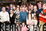 70th Birthday: Patsy Lavery, Ballyline, Ballylongford celebrating his 70th birthday with family & friends at the Horse & Hound Bar, Ballylongford on Saturday night last.