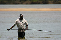 Hunting on the Archer River, Gulf Of Carpentaria
