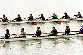 32016 Rowing - Women rowers on Lake Carnegie on Wednesday March 17, 2004. Times staff photo by jane therese