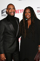 LOS ANGELES - JAN 22:  Charles King and wife at the 2020 African American Film Critics Association Awards at the Taglyan Complex on January 22, 2020 in Los Angeles, CA