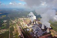Kraftwerk Boxberg: DEUTSCHLAND, EUROPA,  SACHSEN, BOXBERG 23.05.2013: Kraftwerk Boxberg