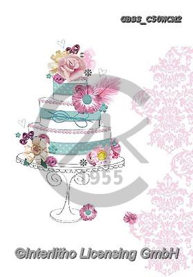 Sharon, WEDDING, HOCHZEIT, BODA,cake,flowers paintings+++++,GBSSC50WCM2,#W#, EVERYDAY