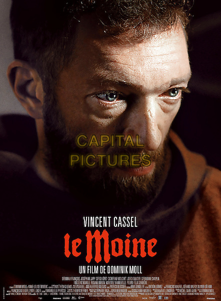POSTER ART.in Le moine.*Filmstill - Editorial Use Only*.CAP/PLF.Supplied by Capital Pictures.