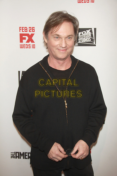 NEW YORK, NY - FEBRUARY 24: Richard Thomas at  'The Americans' season 2 premiere at the Paris Theater on February 24, 2013 in New York City, NY., USA.<br /> CAP/MPI/RW<br /> &copy;RW/ MediaPunch/Capital Pictures
