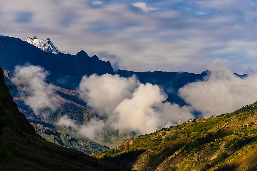 Jispa, Leh-Manali Highway, Himachal Pradesh, India.