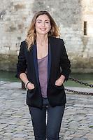L'attrice Julie Gayet, con cui, secondo il giornale francese Closer, il Presidente francese Francois Hollande avrebbe una relazione.<br /> <br /> Photo Yohan Bonnet / Panoramic/INSIDEFOTO