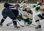 21 November 2017: University of Vermont Catamount forward Derek Lodermeier in second period action against the University of Connecticut Huskies at Gutterson Fieldhouse in Burlington, Vermont. The Huskies defeated the Catamounts 4-1 in Hockey East play. Mandatory Credit: Ed Wolfstein Photo *** RAW (NEF) Image File Available ***