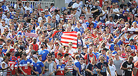 Baltimore, MD. - July 18, 2015:   The USMNT defeated  Cuba 6-0 during the Quarterfinal match of the 2015 Gold Cup at M&T Bank Stadium.