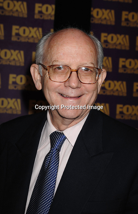 Robert Nederlander ..at The Fox Business Network's launch Party on October 24, 2007 at The Metropolitan Museum of Art's Temple of Dendur in New York. ..Robin Platzer, Twin Images..212-935-0770