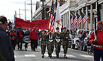 Images from the Veteran's Day Parade in Virginia City, Nev., on Nov. 11, 2011..Photo by Cathleen Allison.