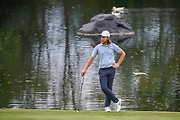 Tommy Fleetwood (ENG) waits to putt on 17 during round 4 of the World Golf Championships, Mexico, Club De Golf Chapultepec, Mexico City, Mexico. 2/24/2019.<br /> Picture: Golffile | Ken Murray<br /> <br /> <br /> All photo usage must carry mandatory copyright credit (© Golffile | Ken Murray)