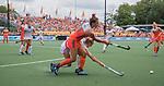Den Bosch  - Frederique Matla (Ned)   tijdens  de Pro League hockeywedstrijd dames, Nederland-Belgie (2-0).    COPYRIGHT KOEN SUYK