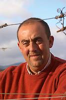 Jean-Christophe Piccinini Domaine Piccinini in La Liviniere Minervois. Languedoc. Owner winemaker. France. Europe.