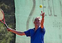 Etten-Leur, The Netherlands, August 23, 2016,  TC Etten, NVK, Gerard Scholtes (NED)<br /> Photo: Tennisimages/Henk Koster