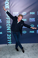 NEW YORK, NY - MAY 13: Nigel Lythgoe at the FOX 2019 Upfront at Wollman Rink in Central Park, New York City on May 13, 2019. <br /> CAP/MPI99<br /> &copy;MPI99/Capital Pictures