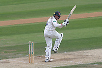 Aaron Beard hits 4 runs for Essex during Essex CCC vs Yorkshire CCC, Specsavers County Championship Division 1 Cricket at The Cloudfm County Ground on 8th July 2019