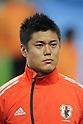 Eiji Kawashima (JPN), .FEBRUARY 29, 2012 - Football / Soccer : 2014 FIFA World Cup Asian Qualifiers Third round Group C match between Japan 0-1 Uzbekistan at Toyota Stadium in Aichi, Japan. (Photo by Akihiro Sugimoto/AFLO SPORT) [1080]