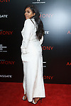 """Actress Taraji P. Henson arrives on the red-carpet for the Tyler Perry""""s ACRIMONY movie premiere at the School of Visual Arts Theatre in New York City, on March 27, 2018."""