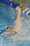 INDIANAPOLIS, IN - MARCH 18: Alexia Zevnik of North Carolina State University swims in the 200-yard backstroke during the Division I Women's Swimming & Diving Championships held at the Indiana University Natatorium on March 18, 2017 in Indianapolis, Indiana. (Photo by A.J. Mast/NCAA Photos via Getty Images)