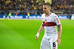 09.03.2019, Signal Iduna Park, Dortmund, GER, 1.FBL, Borussia Dortmund vs VfB Stuttgart, DFL REGULATIONS PROHIBIT ANY USE OF PHOTOGRAPHS AS IMAGE SEQUENCES AND/OR QUASI-VIDEO<br /> <br /> im Bild   picture shows:<br /> Einzelaktion Santiago Ascacibar (VfB Stuttgart #6), <br /> <br /> Foto &copy; nordphoto / Rauch