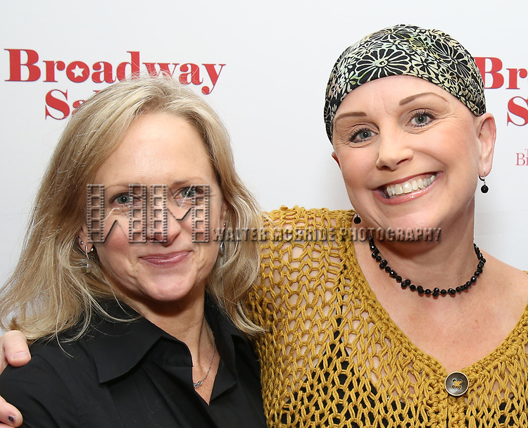 attends Broadway Salutes 10 Years - 2009-2018 at Sardi's on November 13, 2018 in New York City.