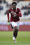 Temitayo Ola Aina of Torino FC during the Serie A match at Stadio Grande Torino, Turin. Picture date: 12th January 2020. Picture credit should read: Jonathan Moscrop/Sportimage