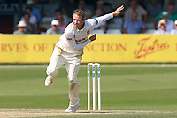 Tom Westley in bowling action for Essex during Essex CCC vs Warwickshire CCC, Specsavers County Championship Division 1 Cricket at The Cloudfm County Ground on 21st June 2017
