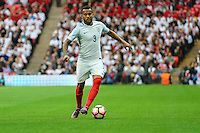 Ryan Bertrand (Southampton) of England during the FIFA World Cup qualifying match between England and Malta at Wembley Stadium, London, England on 8 October 2016. Photo by David Horn / PRiME Media Images.