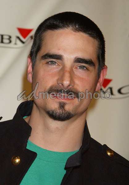 Feb. 8, 2004; Hollywood, CA, USA; Singer KEVIN RICHARDSON of 'The Backstreet Boys' during the BMG 46th Annual Grammy Awards Post-Grammy Gala Celebration held at The Avalon. Mandatory Credit: Photo by Laura Farr/AdMedia. (©) Copyright 2003 by Laura Farr