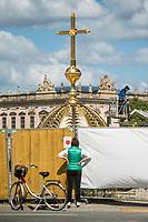 2020/05/28 Berlin   Stadtschloss   Kuppelkreuz