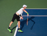 ANDY MURRAY (GBR)<br /> The US Open Tennis Championships 2014 - USTA Billie Jean King National Tennis Centre -  Flushing - New York - USA -   ATP - ITF -WTA  2014  - Grand Slam - USA  1st September 2014. <br /> <br /> &copy; AMN IMAGES