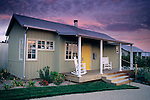 Guest cottages at The Carneros Inn, Carneros Region, Napa County, California