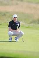 Connor Syme (SCO) during the Home Internationals day 2 foursomes matches supported by Fairstone Financial Management Ltd. at Royal Portrush Golf Club, Portrush, Co.Antrim, Ireland.  13/08/2015.<br /> Picture: Golffile   Fran Caffrey<br /> <br /> <br /> All photo usage must carry mandatory copyright credit (© Golffile   Fran Caffrey)
